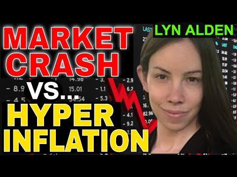 Lyn Alden: 2021 Market Crash Vs. The Return Of Inflation? (Bitcoin, Gold \u0026 Silver Predictions)