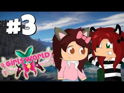 UN MONSTRUO NUEVO ♥ | GIRLSWORLD EP. 3 | CON Sel