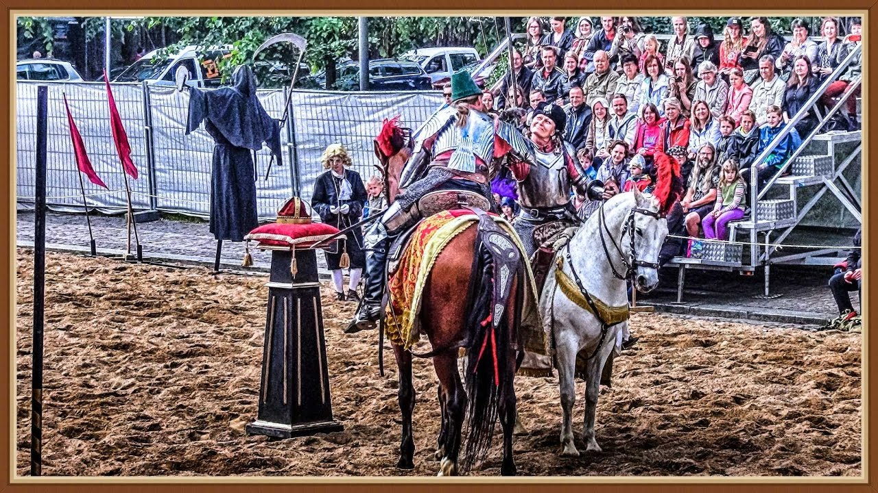 Keskiaikaiset turnajaiset turku