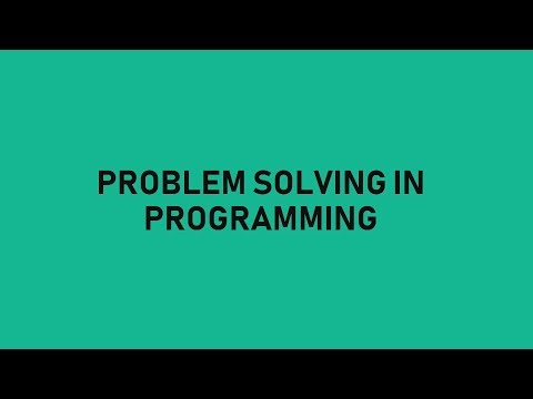 How To Solve Problems Faster When Programming