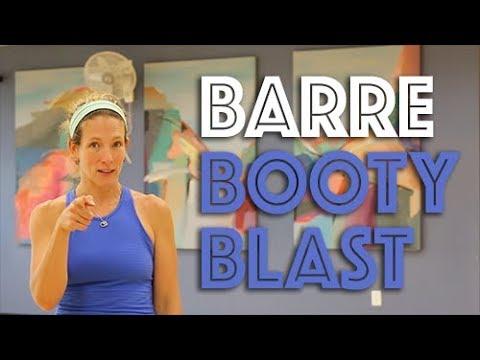 Express Barre Booty Blast