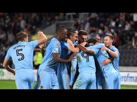 HIGHLIGHTS | Hull City 2-3 Wolves