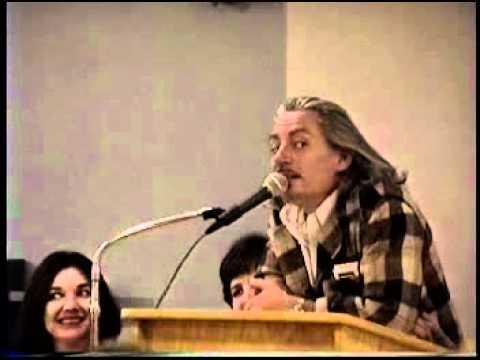 Frank Silva at Twin Peaks Festival 1993