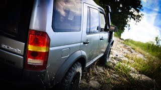 Land Rover Discovery 3 in Bieszczady 2019