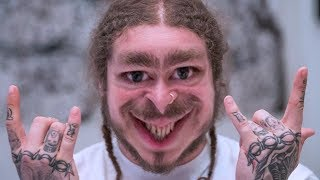 Post Malone Admits to Abducting Rich Brian
