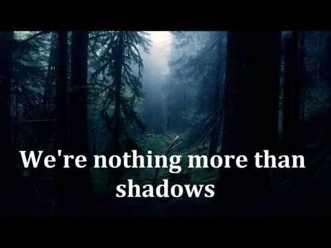INSOMNIUM - Shadows Of The Dying Sun (lyrics)