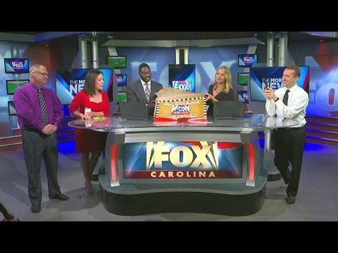 We'll Miss You Lauren! FOX Carolina's Farewell To Lauren Elise