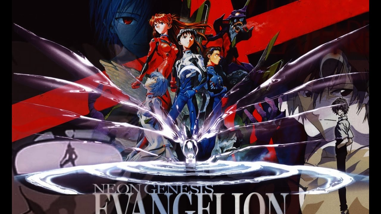 neon genesis evangelion cruel angel thesis A single released during the airing of the tv show, containing the full opening and ending songs.