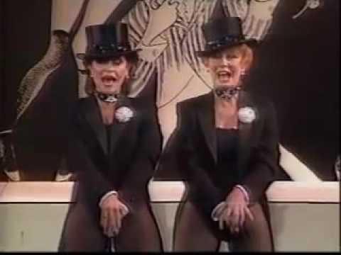 All that Jazz  Nowadays  Chicago  Chita Rivera & Gwen Verdon  1984