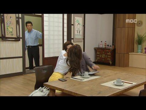[The Great Wives] 위대한 조강지처 31회 - Jin ye-sol, premeditated kiss 악녀 수정, 계획적인 키스 20150727