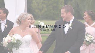 Ellen + Mauricio