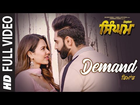 SINGHAM: Demand (Full Video) | Goldy Desi Crew, Shipra Goyal