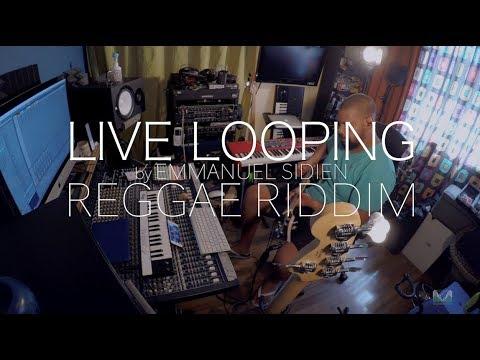 Reggae Live Looping By Emmanuel Sidien