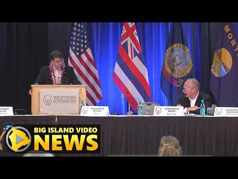 Veterans Affairs Secretary Robert Wilkie At WGA Conference (Dec. 12, 2018)