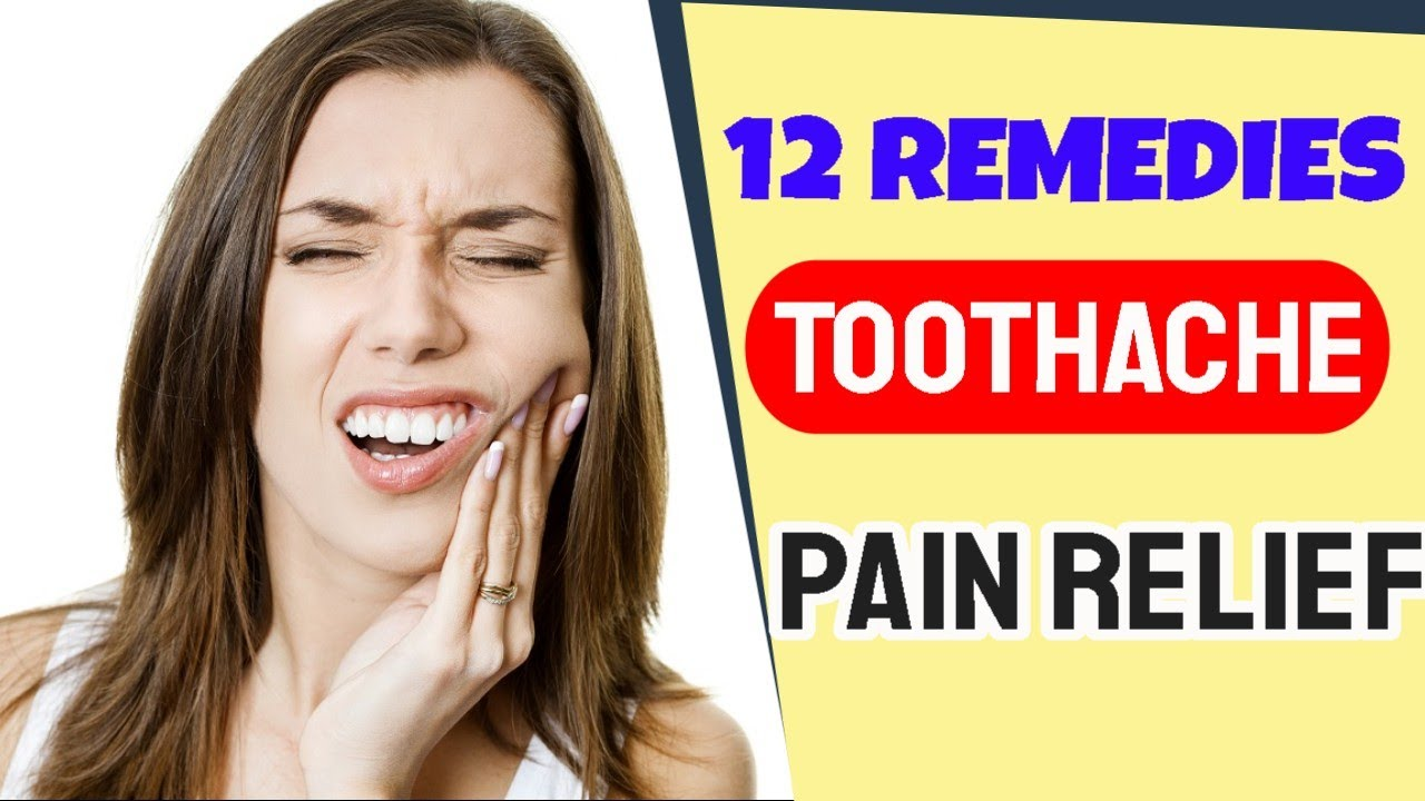 best home remedies for toothache | 12 home remedies for toothache