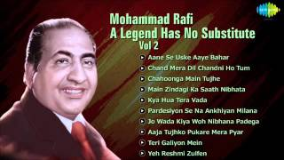 Best of Mohammad Rafi Songs Vol 2   Mohd  Rafi Top 10 Hit Songs   Old Urdu Songs