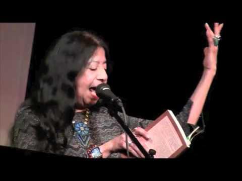 Lorna Dee Cervantes «Poetry Festival Santa Cruz.m4v