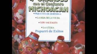 Conjunto Michoacán - Popurrí Serie Violines de Oro