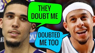 Liangelo Ball / Seth Curry - The Scouts Were Wrong! Story of Underdogs