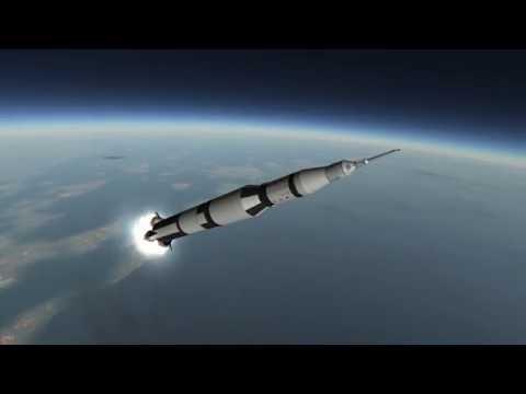 Rocket Profile - Saturn V