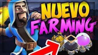 ¿CÓMO FARMEAR RECURSOS FÁCIL EN 2019? | El Mejor ejército de Farming para todos los Niveles!