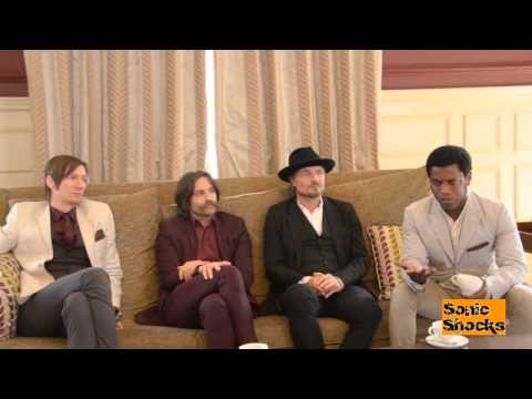 VINTAGE TROUBLE 2013 interview