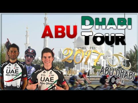 ABU DHABI TOUR 2017