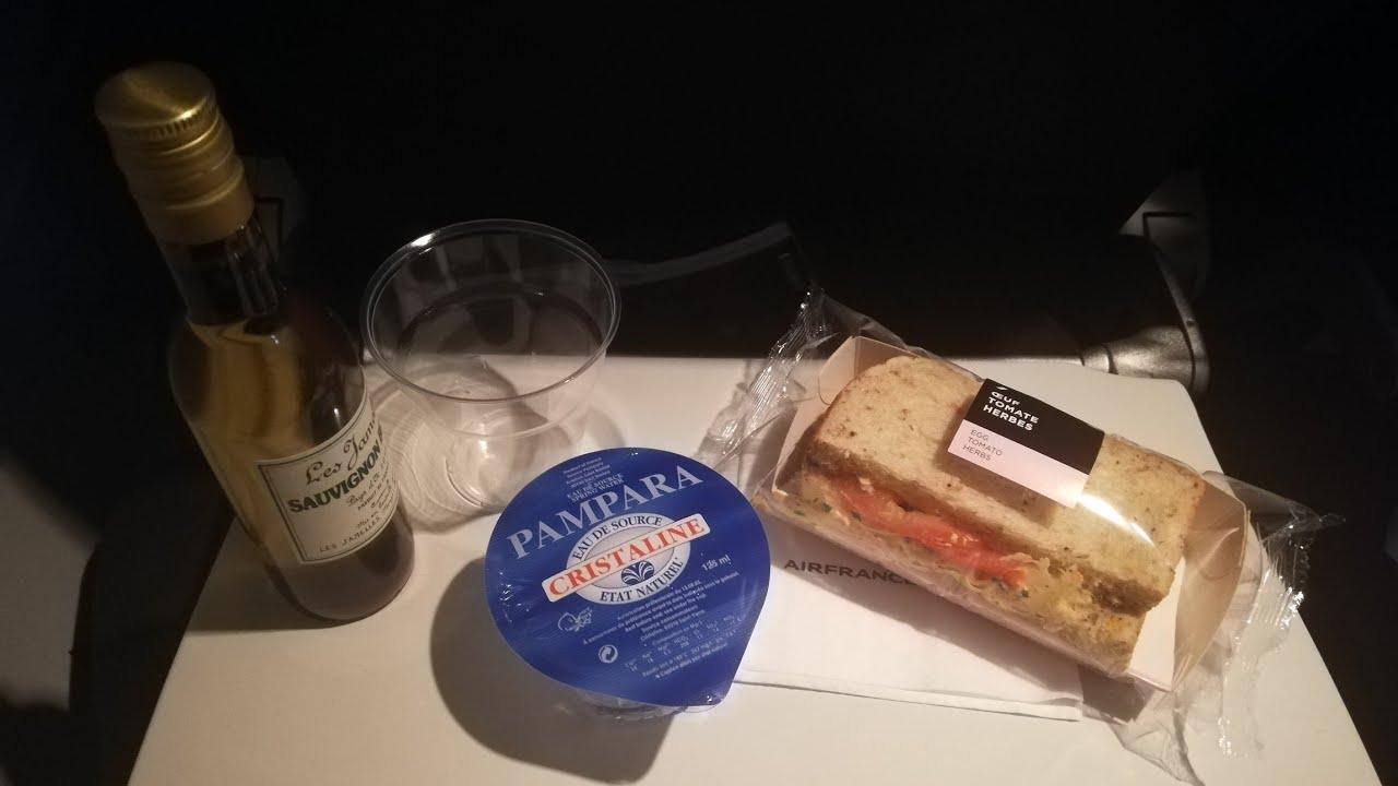 TRIP REPORT | Air France Airbus A319 (ECONOMY) | AF 1122 Paris CDG - Munich | Trip to Serbia