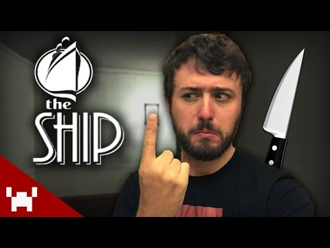 CAVITY SEARCH!? (The Ship)