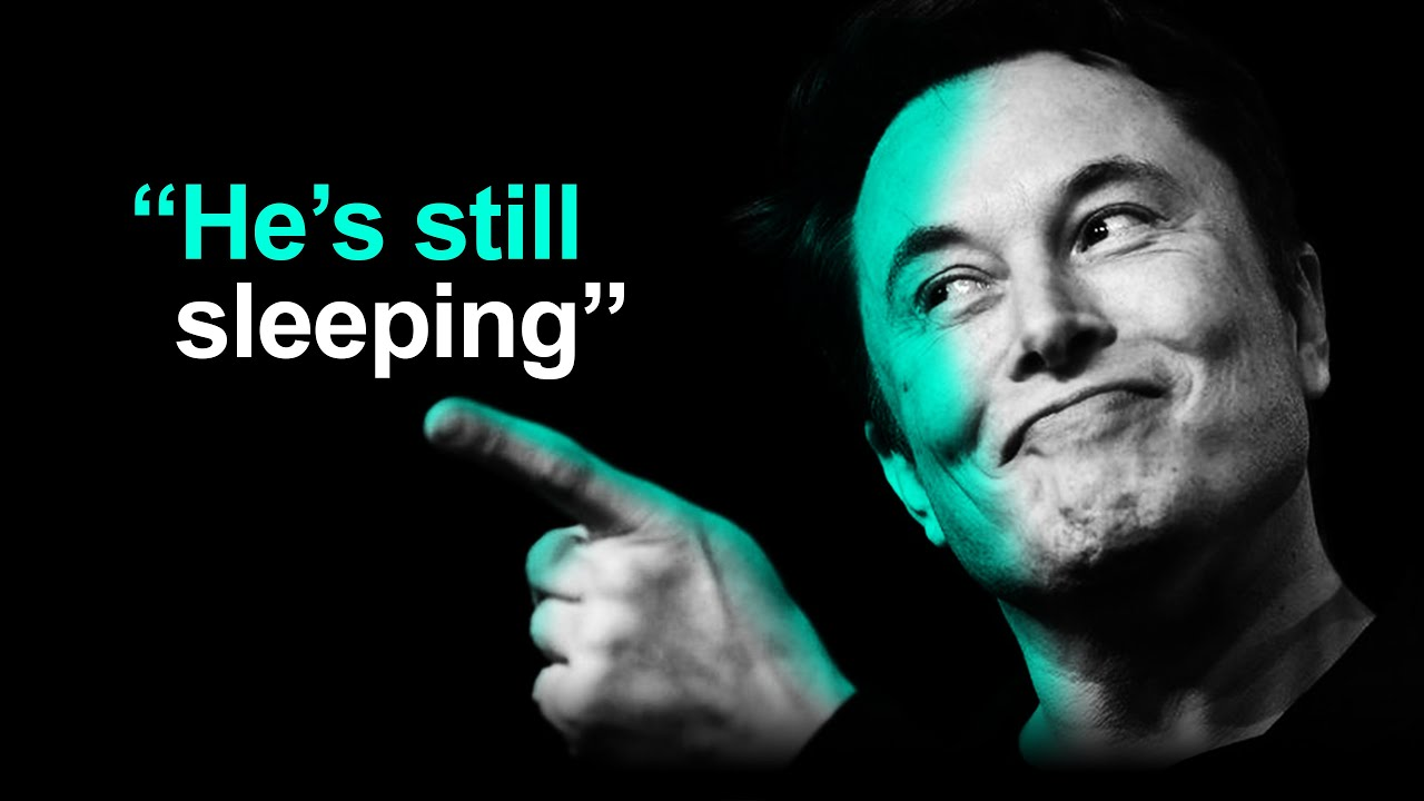 Elon Musk ROASTS Joe Biden Over SNUB 🔥🔥🔥