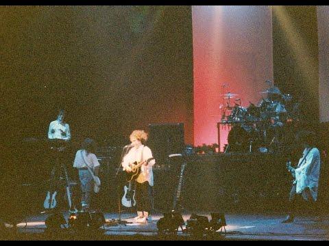The Cure . Soundcheck1987 Forest National, Bruxelles, Belgium