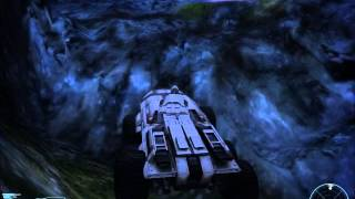 Mass Effect: Driving the Mako tank