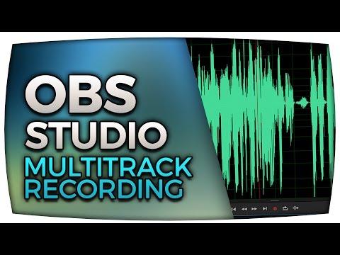OBS Studio: Mikrofon-Audio und Game-Audio getrennt aufnehmen [TUTORIAL]