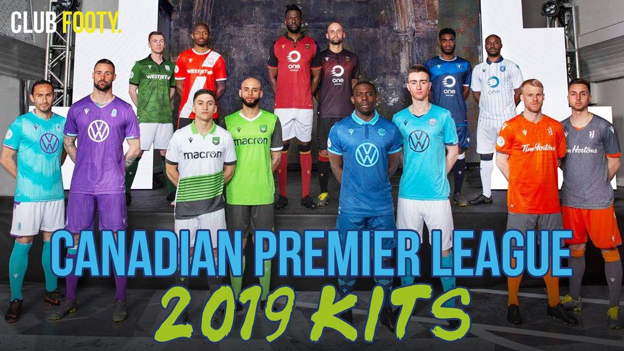 newest collection a62fa 6976d CANADIAN PREMIER LEAGUE 2019 JERSEYS | INAUGURAL SEASON REVIEW