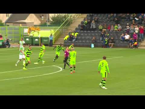 Highlights   Forest Green Rovers 4-3 Yeovil Town