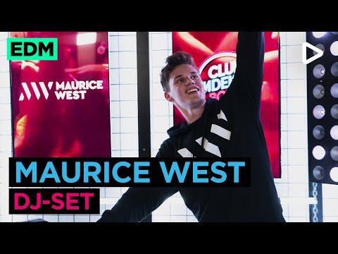 Maurice West (DJ-set) | SLAM!