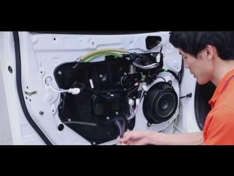 Mazda Auto folding retrovisor Kit C850V7650A Nuevo Parte Original CX-5 2,3 CX-3