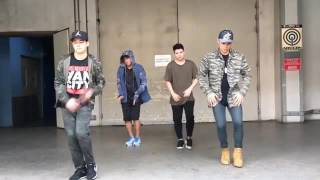 Cold Water cover by Hashtags Jon,Jameson and Tom