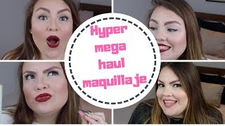 Super Mega Makeup Haul | Lau Pilco