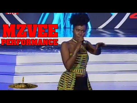 MZVEE PERFORMANCE AT GHANA'S MOST BEAUTIFUL 2017 FINALS