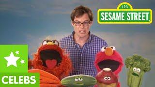 Sesame Street: Bill Hader is Grouchy!