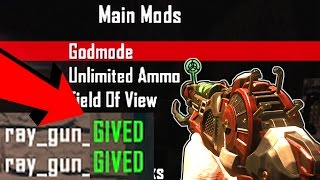 HACKER EXPOSED MODDING BO2 ZOMBIES AS FAKE RELAXINGEND, WTF?? TranZit Theater Mode Evidence