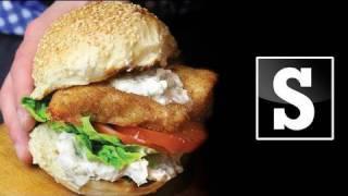 FISH FINGER SANDWICH RECIPE - SORTED