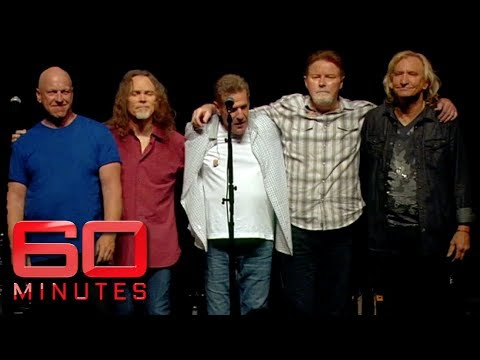 The Eagles Interview - Honest, Sober And Nothing's Off Limits   60 Minutes Australia