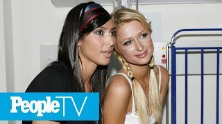 Paris Hilton Releases New Song 'Best Friend's A—' With Help From Kim Kardashian West | PeopleTV