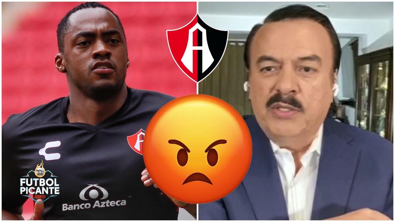¡Héctor Huerta no quiere a Renato Ibarra en el Atlas! Así criticó duro su traspaso | Futbol Picante