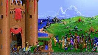 Heroes of Might and Magic 1 Intro