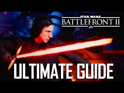 Star Wars Battlefront 2 - ULTIMATE HERO GUIDE (16 Heroes)