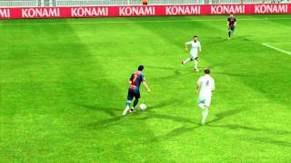 Tester pes 2013 demo unlock by Jenkey1002 - David Villa Goal