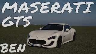Ben Sattinger's Maserati GTS| onboard acceleration | BerlinTomek | Car Porn | Sadono